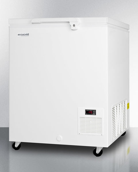 ACCUCOLD® 4.8 CU.FT. CHEST FREEZER (-45ºC CAPABLE)