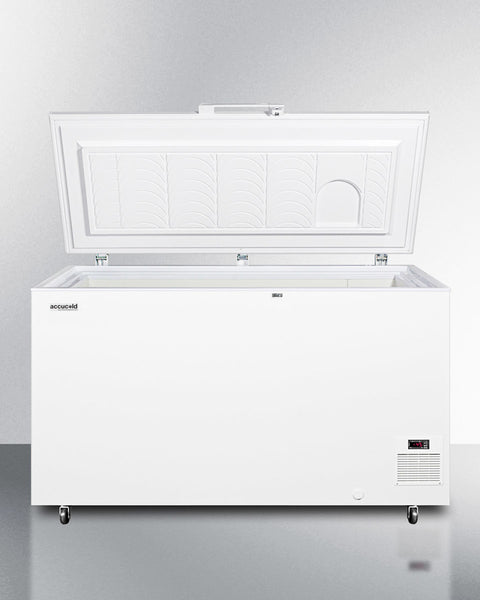 ACCUCOLD® 13 CU. FT. CHEST FREEZER (-45ºC CAPABLE)