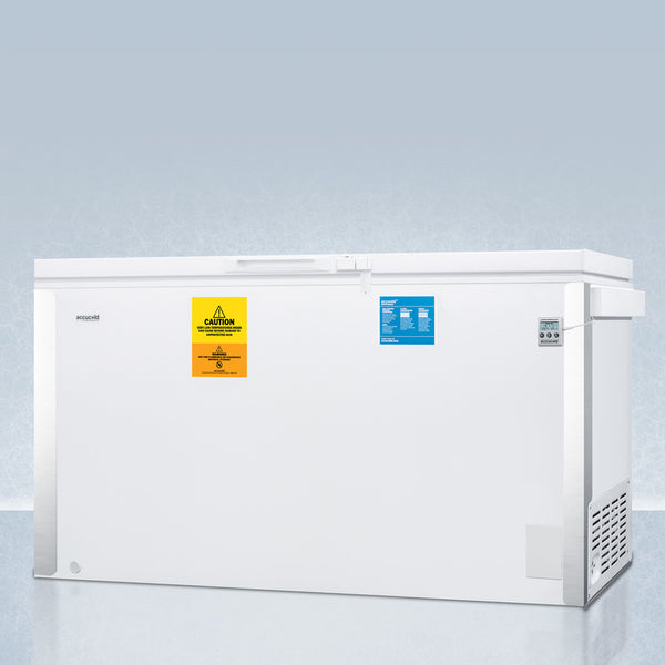 ACCUCOLD® 16 CU.FT. CHEST FREEZER (-35ºC CAPABLE)