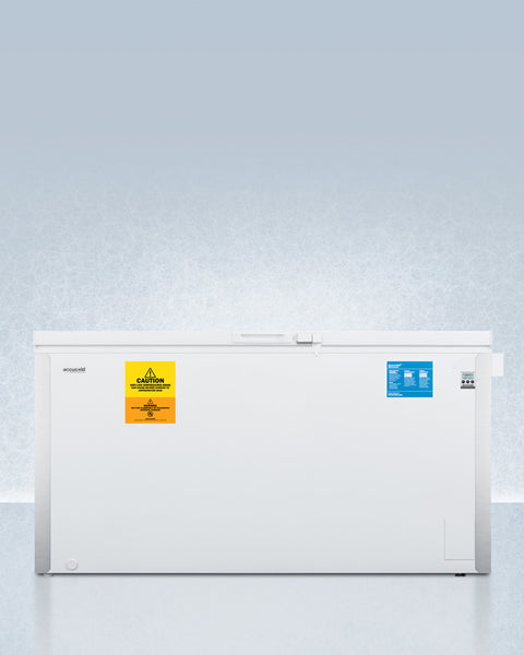 ACCUCOLD® 18 CU.FT. CHEST FREEZER WITH ICE BANK (-35ºC CAPABLE)