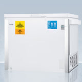 ACCUCOLD® 9 CU.FT. CHEST FREEZER WITH ICE BANK (-35ºC CAPABLE)