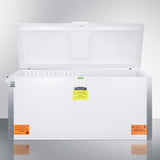 ACCUCOLD® 25 CU.FT. CHEST FREEZER (-30ºC CAPABLE)