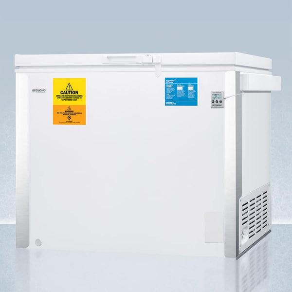 ACCUCOLD® 9 CU. FT LABORATORY CHEST FREEZER (-30ºC CAPABLE)