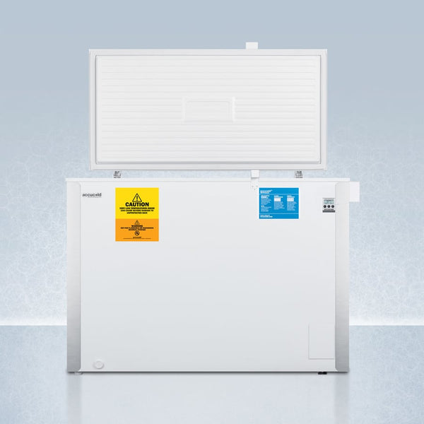 ACCUCOLD® 9 CU.FT. CHEST FREEZER (-30ºC CAPABLE)