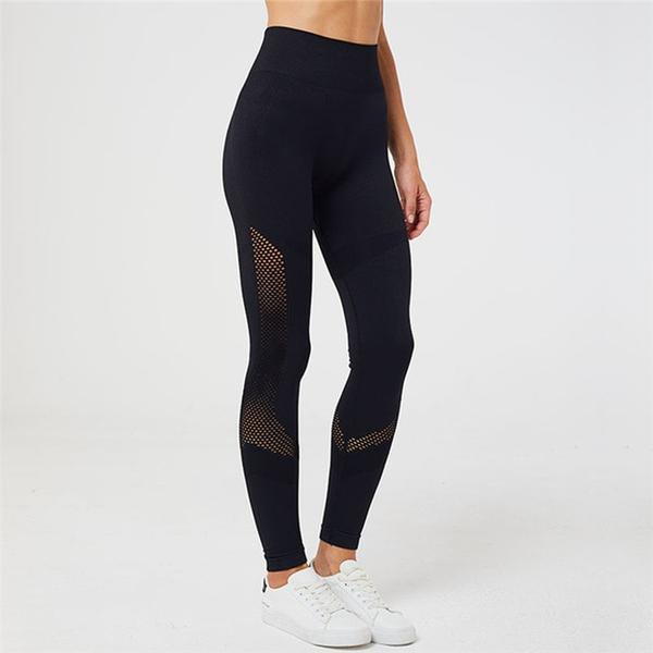 Essential Activewear High Waist Workout Leggings