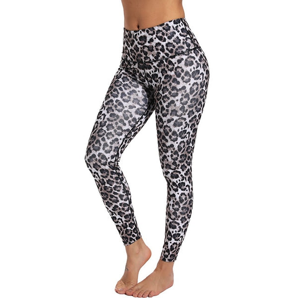 Animalistic Drive Printed Leggings