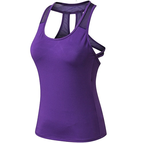 Mystical Olay Crossback Tank Top
