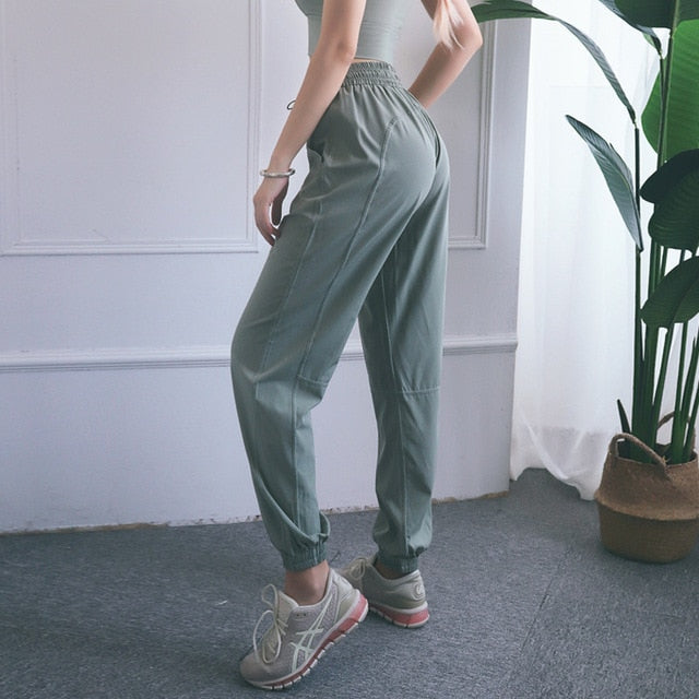 Paneled Up Athleisure Wear Track pants