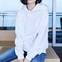 Plain Intelligency Hoodies