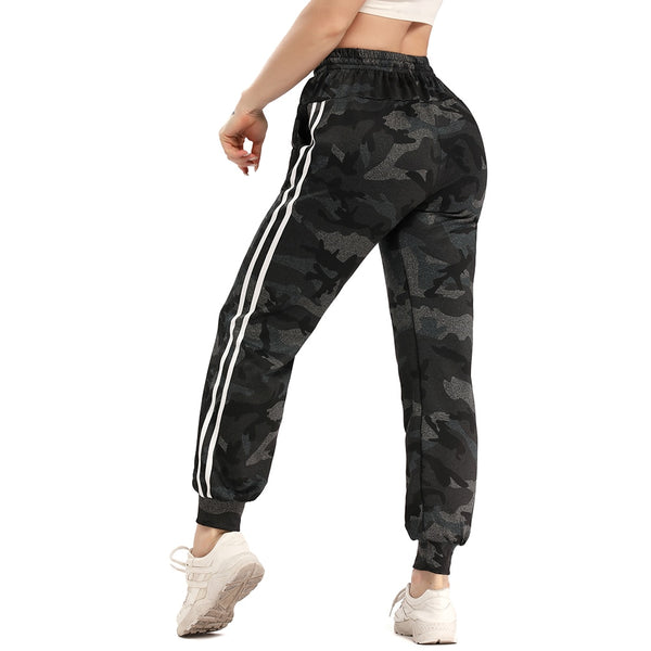 Camo Union Athleisure Wear Jogging Pants