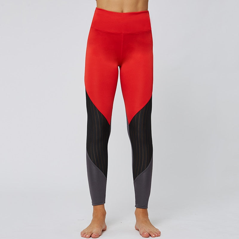 Cicatrize Hollow Stripped Athleisure
