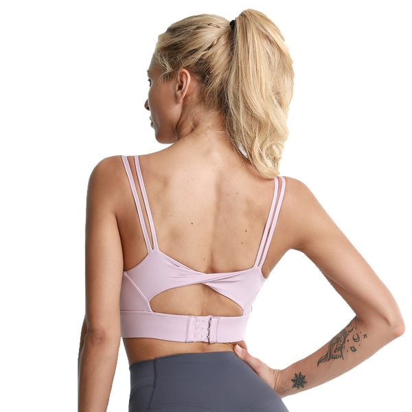 Strippy Shapewear Sports Bra