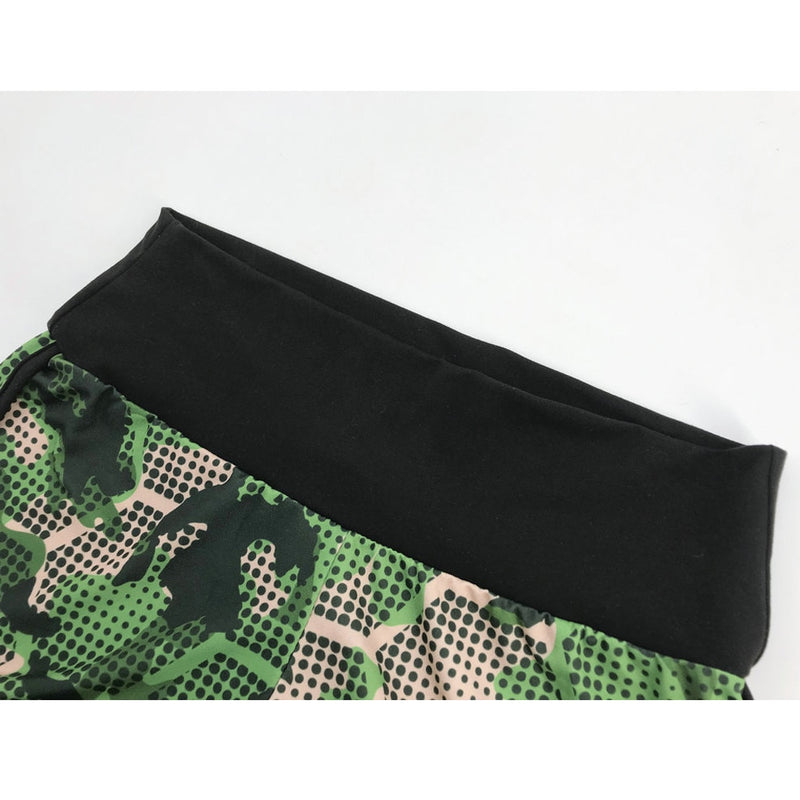Complex Honey Comb Camo Ultra Shorts