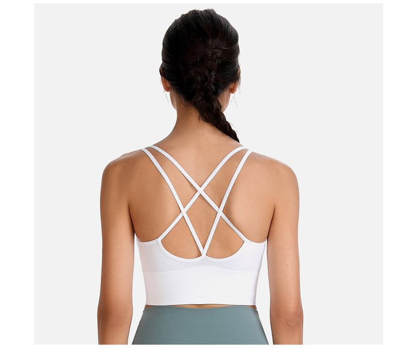 Eunioa Stringy Athletic Vest