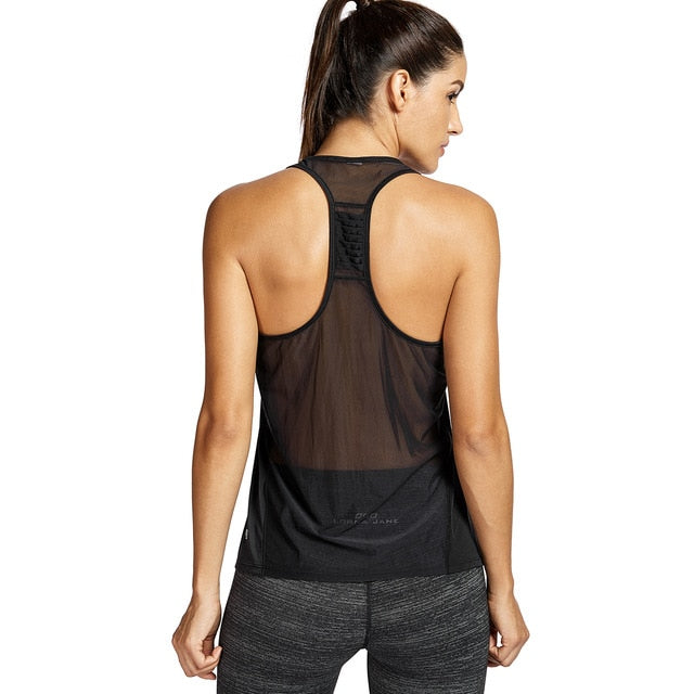 breathable active top