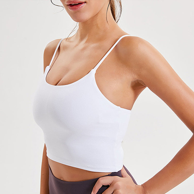 compression workout top