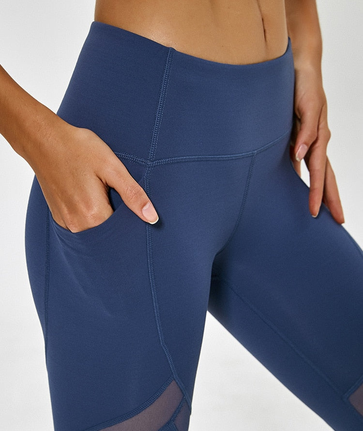 Women's Workout Leggings And Gym Bottoms