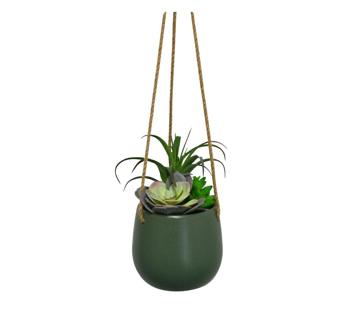 Hanging Green pot