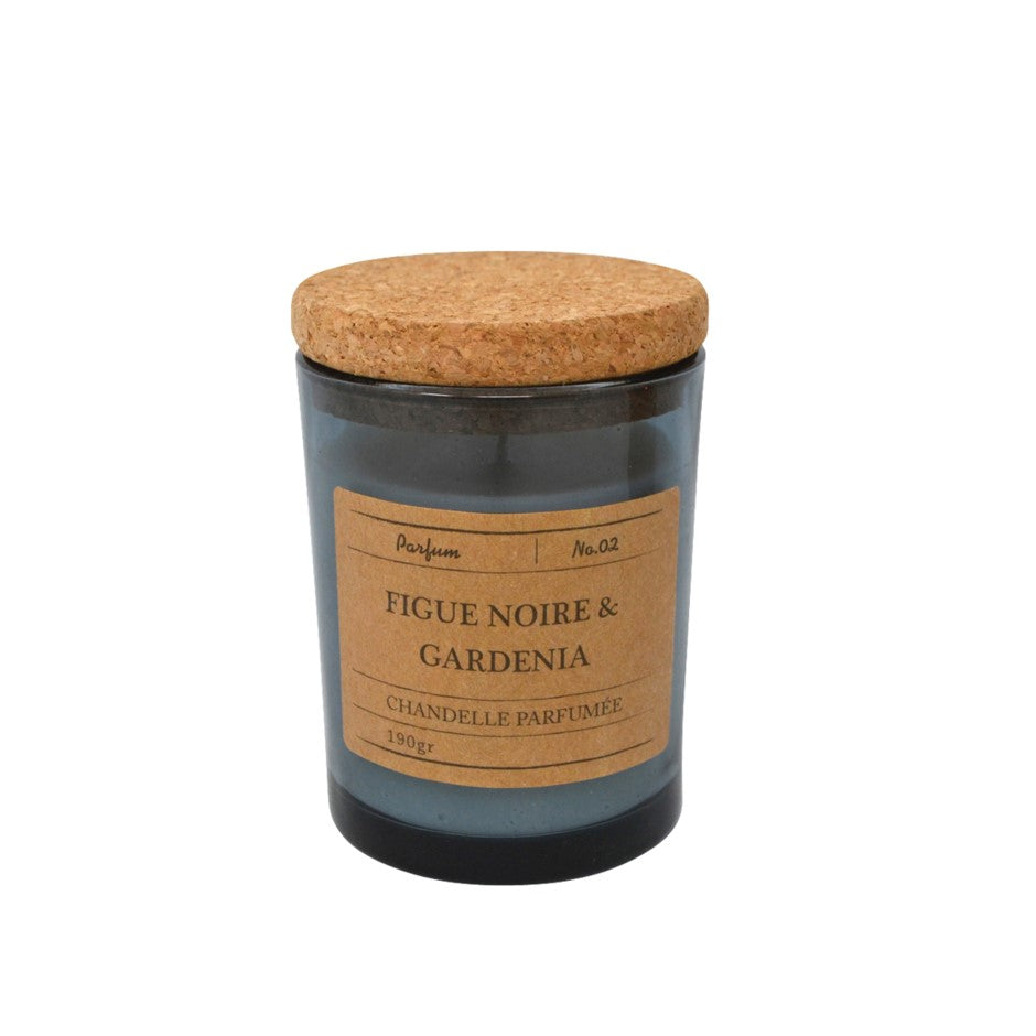 Fig and Gardenia Candle