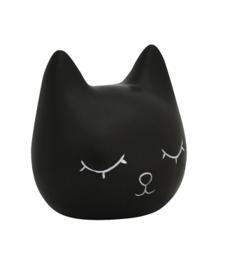 Black Cat Toy Bank