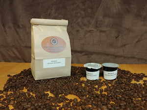 K-cup of Mexico Organic Belisario Dazed and Roasted Home Roasted Freshly Ground Coffee