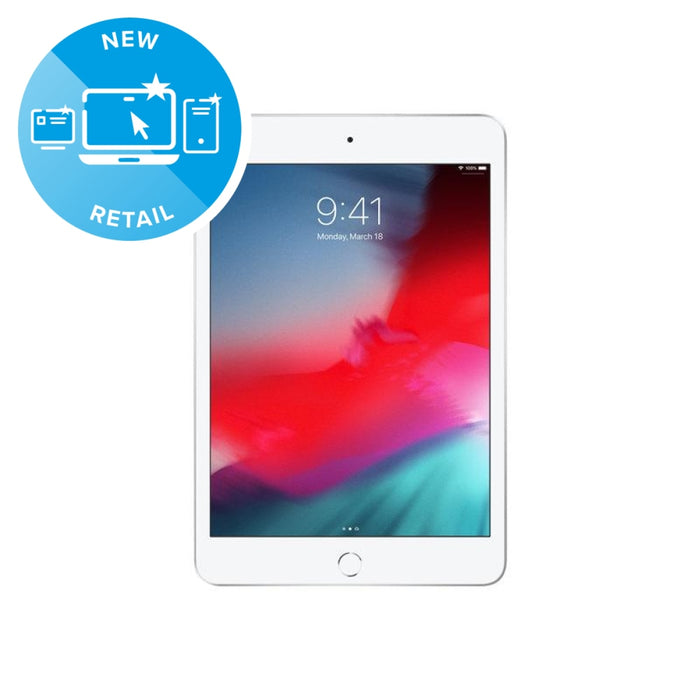 "Apple iPad Mini 5 - 7.9"" 64GB WiFi Only Tablet in Silver"