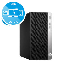 Hp Prodesk 400 G5 Small Form Pc - I5 8Th Gen Cpu 8Gb 1Tb