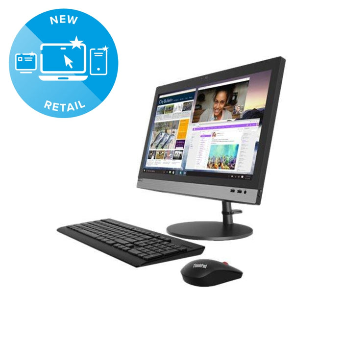 "Lenovo V330-20ICB 10UK All-In-One PC - 19.5"" - i3 8th Gen - 4GB - 1TB"