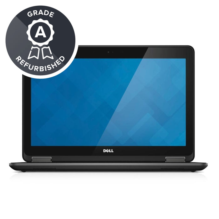 Refurbished Dell Latitude E7240 i3 4th Gen CPU with 4GB RAM and 128GB SSD