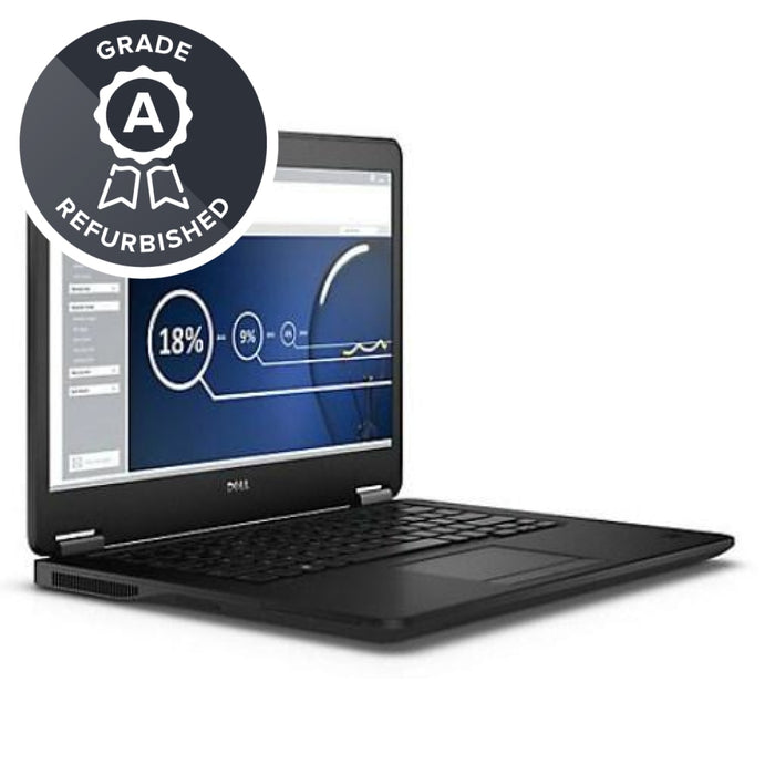 "Refurbished Dell Latitude E7450 Intel Core i3-5010U 4GB 128GB 14"" Full HD Laptop"