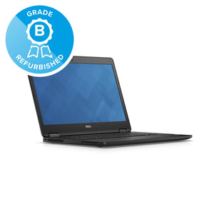 Refurbished Dell Latitude E7470 Intel Core I3 6Th Generation 8Gb 128Gb 14 Hd Laptop