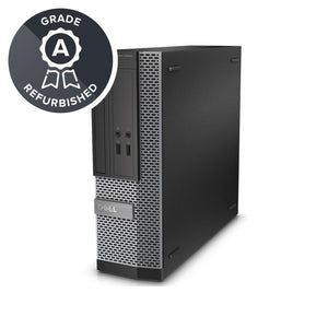 Refurbished Dell Optiplex 3020 Pc - I3-4130 3.4Ghz / 4Gb 500Gb Windows 10