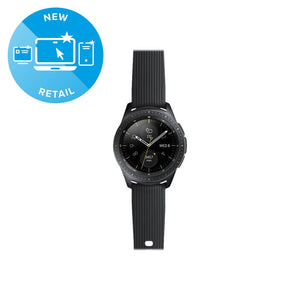 Samsung Galaxy Watch 42Mm Black Mobile Tech