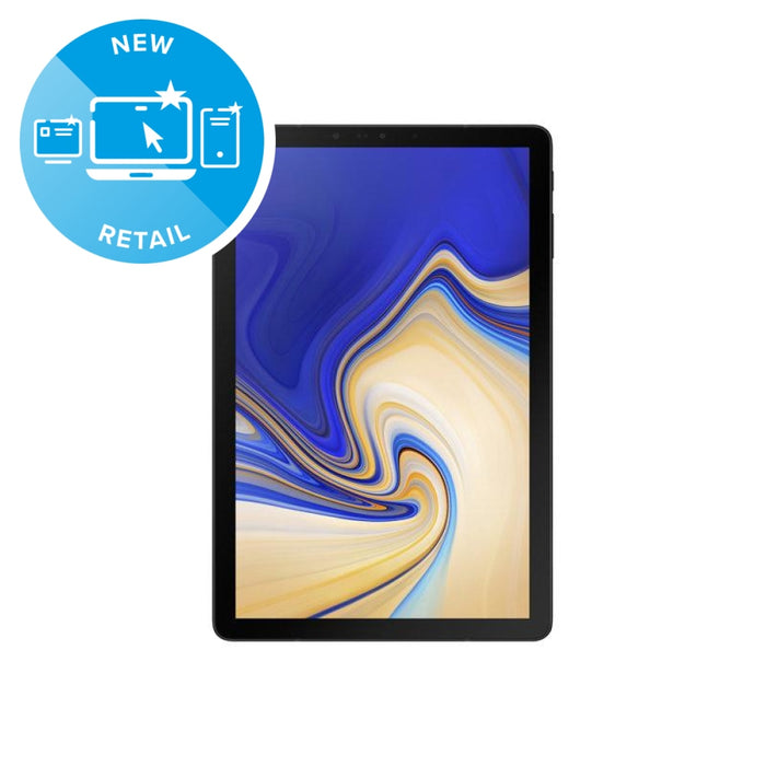 "Samsung Tab S4 10.5"" 64GB Android Tablet with WiFi only - Black"