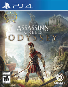 Assassin's Creed Odyssey (PS4) - English - New - Razzaks Computers - Great Products at Low Prices