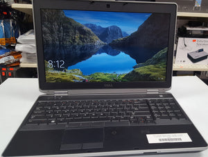 "Dell Latitude E6530 15.0"" Laptop 
