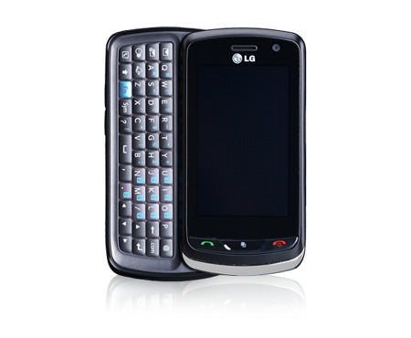LG Xenon Touch screen, QWERTY Keyboard, Messaging with IM and GPS Enabled GR500R Unlocked - Demo Model - Razzaks Computers - Great Products at Low Prices