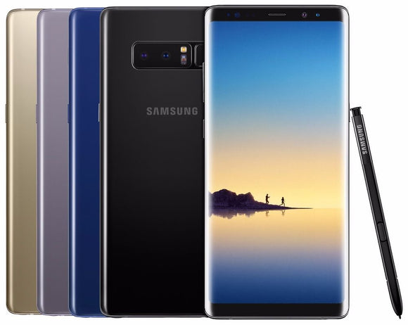 Samsung Galaxy Note 8 SM-N950U 64GB 4G LTE GSM unlocked Smartphone - Razzaks Computers - Great Products at Low Prices
