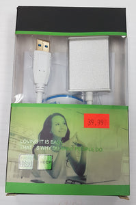 USB to HDMI Female Converter Adapter - New - Razzaks Computers - Great Products at Low Prices