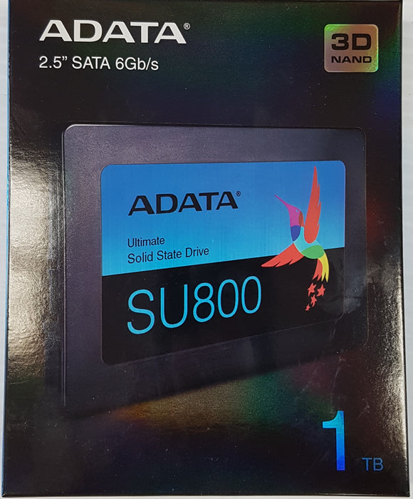 ADATA Ultimate SSD 1TB - SU800 3D NAND SSD - New - Razzaks Computers - Great Products at Low Prices