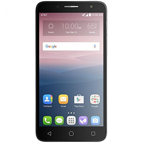 Alcatel Onetouch Allura OT-5056O, 5.5-Inch LCD, 16GB, Unlocked, Android 5.1, 3G LTE Smart Phone - Bulk Packed.