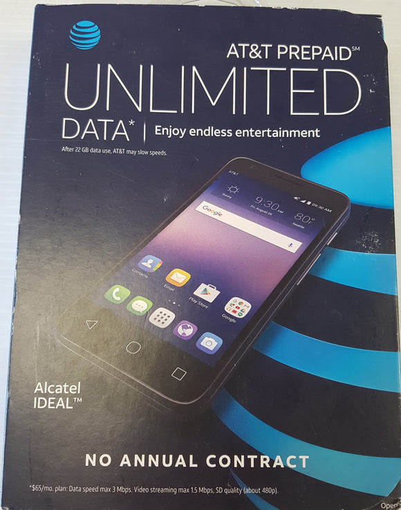 Alcatel Ideal TCT-4060A 8 GB 4.5
