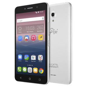 "Alcatel Pixi 4 (6) Model 5098S, 6"" Screen, LTE Dual SIM Unlocked Smartphone Black 16GB"