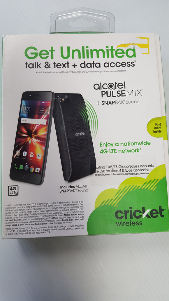 Alcatel Pulse Mix 5.2
