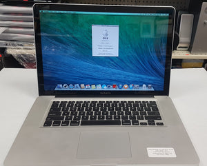 "Apple Macbook Pro Mid 2012 A1286 15.0"" Intel i7 @ 2.3 GHz, 8 GB RAM, 500 GB HDD - Refurbished - Razzaks Computers - Great Products at Low Prices"