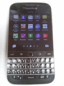 BlackBerry Classic - 16GB - Black (Unlocked) Smartphone- SELLER REFURBISHED