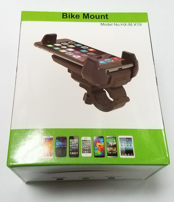 Cell Phone Bike Mount for Motorcycles, Bicycles - New