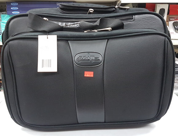 Bugatti Bag Style 6505 Polyster for Travel, Laptops - New - Razzaks Computers - Great Products at Low Prices