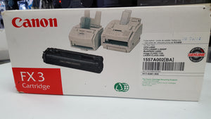 Canon FX3 Black Toner Cartridge L300 L400 L4000 1557A002BA New Black Toner Cartridge - Razzaks Computers - Great Products at Low Prices
