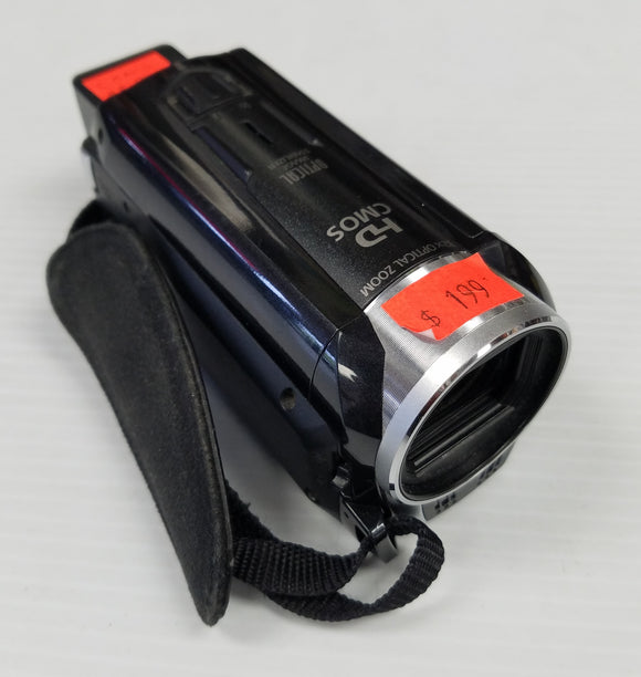 Canon Vixia HF R300 Full HD Flash Memory Video Camcorder - USED - Razzaks Computers - Great Products at Low Prices